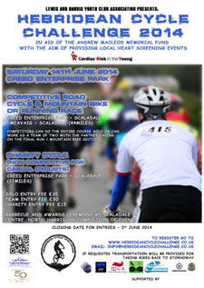 Hebridean Cycle Challenge
